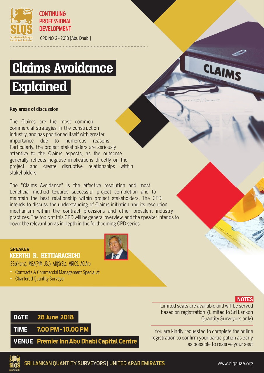 Claims Avoidance Explained